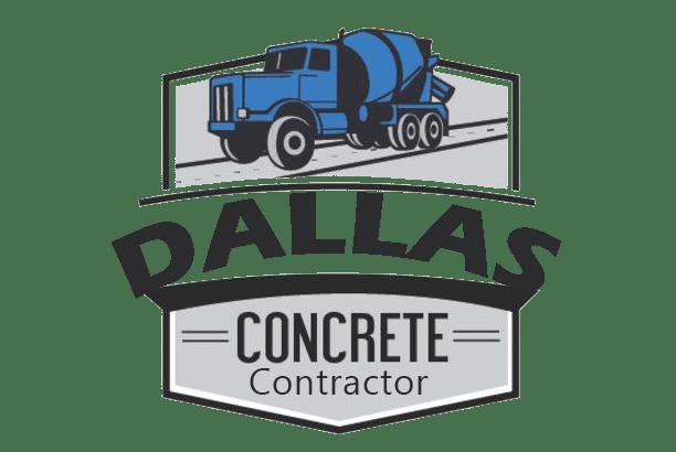dallas concrete contractor logo