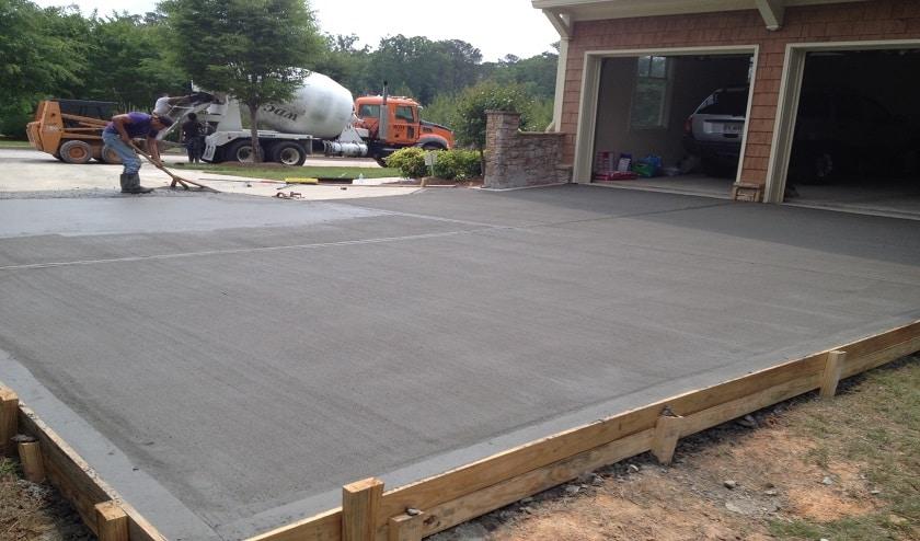 residential concrete contractor - dallas concrete contractor